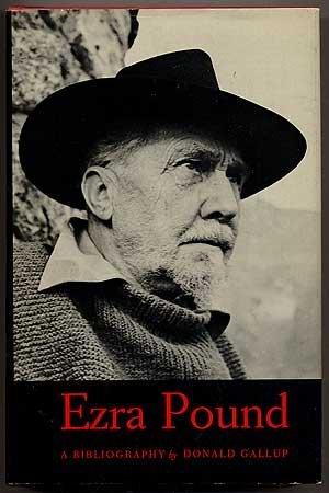 9780813909769: Ezra Pound: A Bibliography