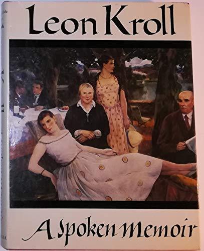 Leon Kroll: A Spoken Memoir: Hale, Nancy