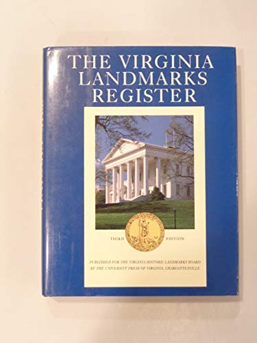 9780813910611: The Virginia Landmarks Register