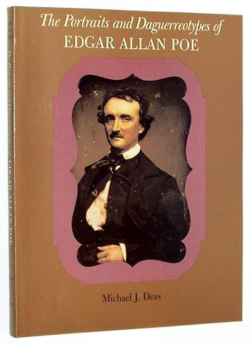 9780813911816: The Portraits and Daguerreotypes of Edgar Allan Poe
