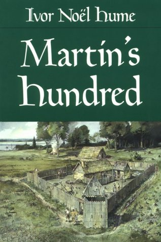 9780813913230: Martin's Hundred