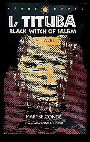 tituba book report I, tituba, black witch of salem: amazonca: maryse conde: books amazonca try prime books go search this book is amazing follow tituba through her life as a.