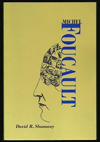 Michel Foucault: Shumway, David R.