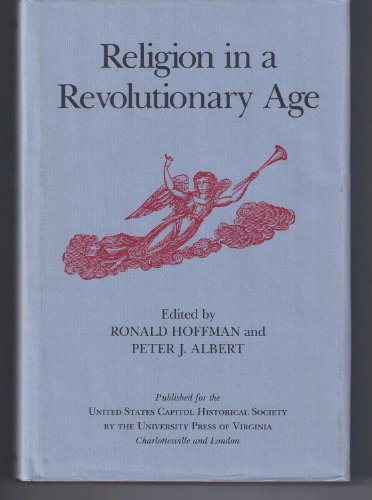 9780813914480: Religion in a Revolutionary Age (Perspectives on the American Revolution)