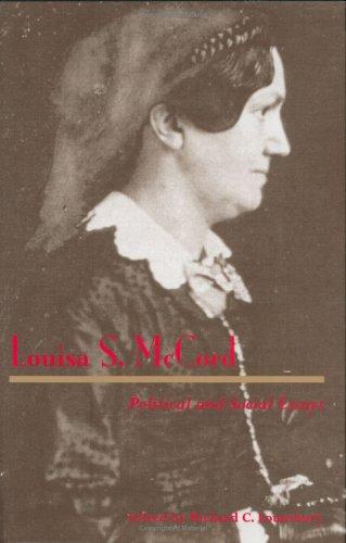 Political and Social Essays (Hardback): Louisa Susanna Cheves McCord