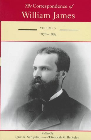 9780813916880: The Correspondence of William James: William and Henry 1878-1884