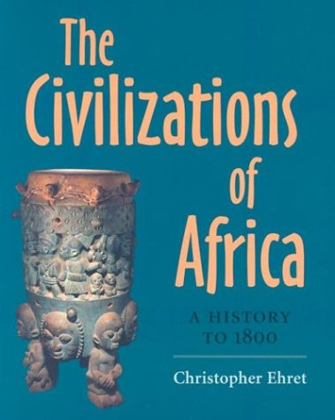 9780813920856: The Civilizations of Africa: A History to 1800