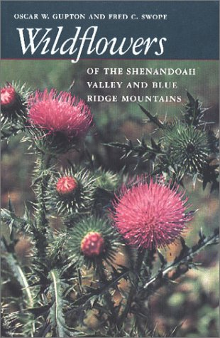 9780813921136: Wildflowers of the Shenandoah Valley and Blue Ridge Mountains