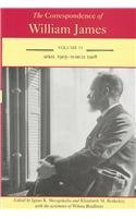 The Correspondence of William James: April 1905-March 1908 (Hardcover): William James