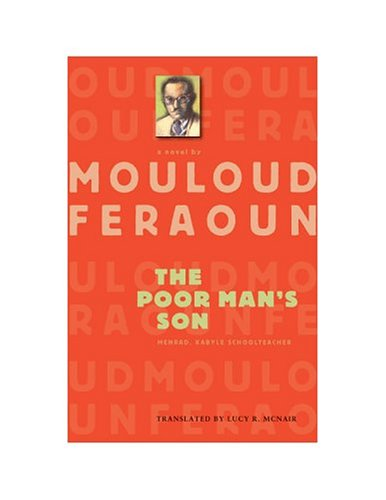 9780813923253: The Poor Man's Son (CARAF Books: Caribbean and African Literature translated from the French)