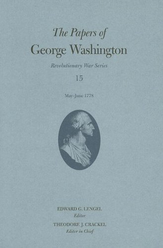 9780813925226: The Papers of George Washington (Revolutionery War)