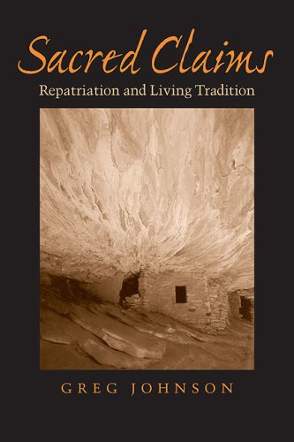 9780813926612: Sacred Claims: Repatriation and Living Tradition (Studies in Religion and Culture)