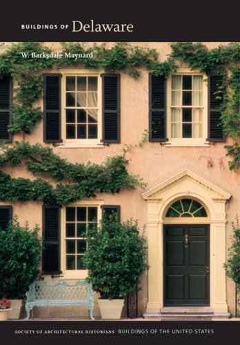 9780813927022: Buildings of Delaware (Buildings of the United States Series of the Society of Architectural Historians)