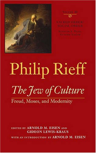 9780813927060: The Jew of Culture: Freud, Moses, and Modernity
