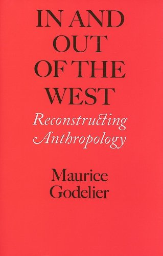9780813927077: In and Out of the West: Reconstructing Anthropology (Page-Barbour Lectures)