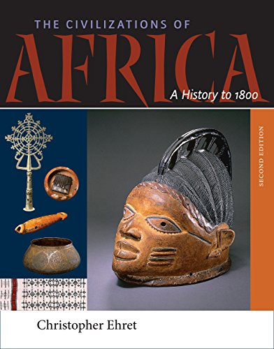 9780813928807: The Civilizations of Africa: A History to 1800