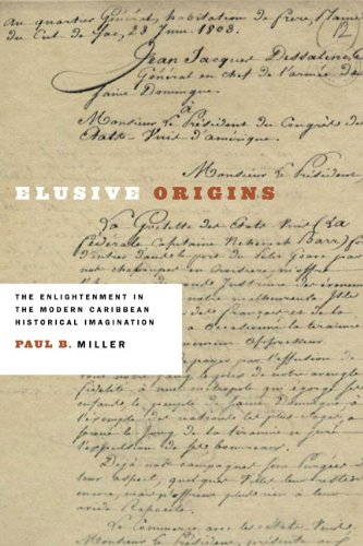 9780813929804: Elusive Origins: The Enlightenment in the Modern Caribbean Historical Imagination (New World Studies)