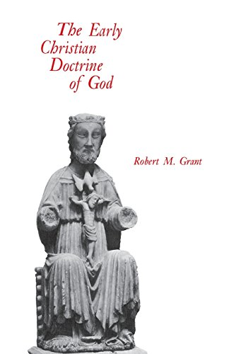 9780813930152: The Early Christian Doctrine of God (Richard Lectures)
