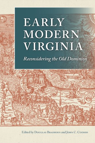 9780813931494: Early Modern Virginia: Reconsidering the Old Dominion (Early American Histories)