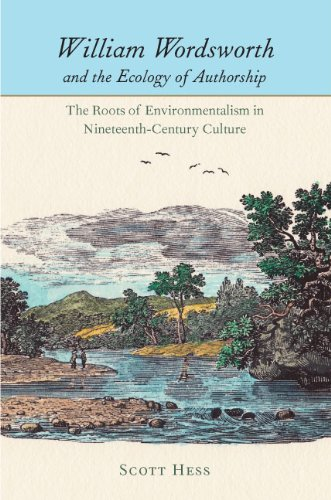 9780813932309: William Wordsworth and the Ecology of Authorship: The Roots of Environmentalism in Nineteenth-Century Culture (Under the Sign of Nature)