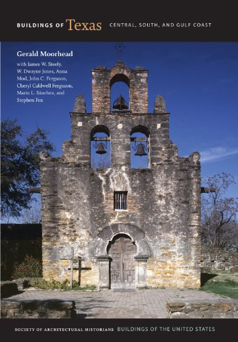 9780813932552: Buildings of Texas: Central, South, and Gulf Coast (Buildings of the United States)
