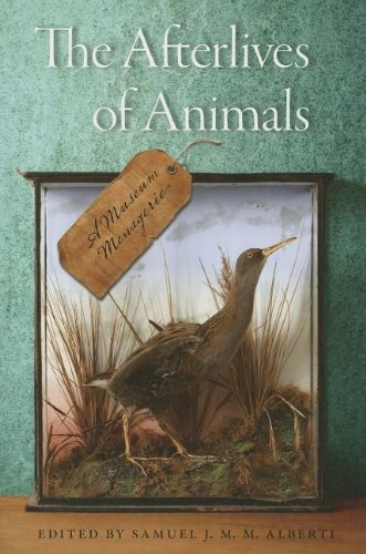 9780813933900: The Afterlives of Animals: A Museum Menagerie