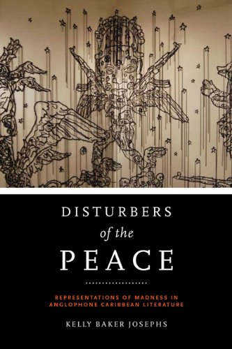 9780813935065: Disturbers of the Peace: Representations of Madness in Anglophone Caribbean Literature (New World Studies)
