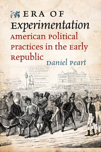 9780813935607: Era of Experimentation: American Political Practices in the Early Republic (Jeffersonian America)