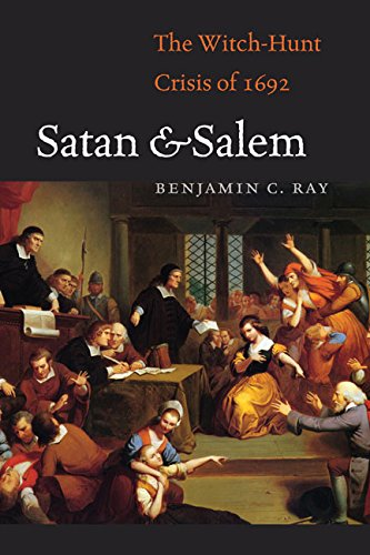 9780813937076: Satan and Salem: The Witch-Hunt Crisis of 1692
