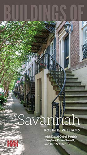 9780813937441: Buildings of Savannah (SAH/BUS City Guide)