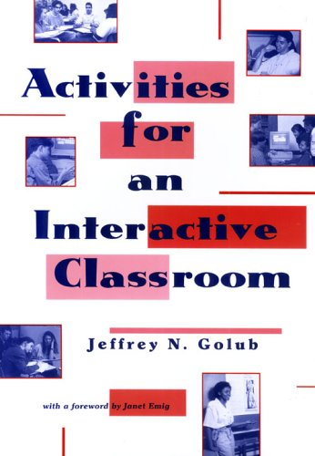 9780814100462: Activities for an Interactive Classroom