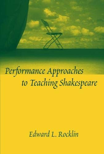 9780814135105: Performance Approaches To Teaching Shakespeare