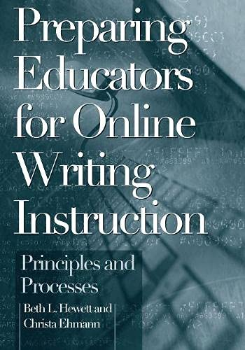 9780814136652: Preparing Educators For Online Writing Instruction: Principles And Processes