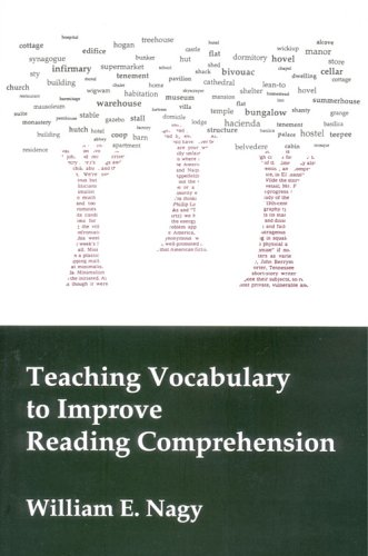 9780814152386: Teaching Vocabulary to Improve Reading Comprehension