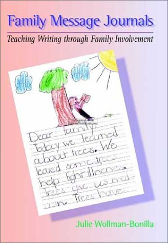 9780814152454: Family Message Journals: Teaching Writing through Family Involvement