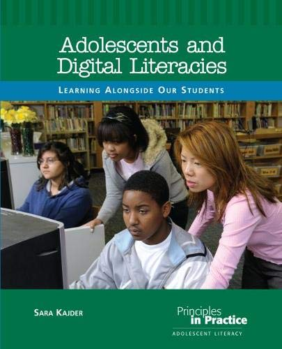 9780814152997: Adolescents and Digital Literacies: Learning Alongside Our Students