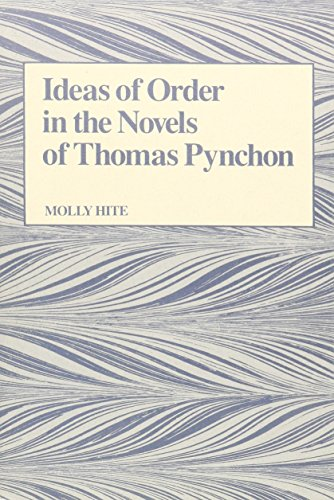 9780814203507: IDEAS OF ORDER: IN NOVELS OF THOMAS PYNCHON