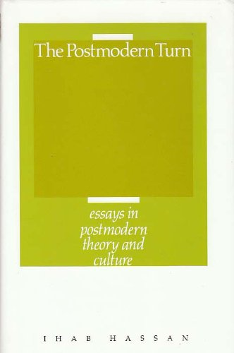 9780814204191: The Postmodern Turn: Essays in Postmodern Theory and Culture