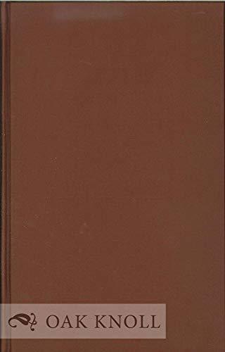 The Flying Dutchman: 1987 George Elliston Poetry Prize: McDonald, Walter