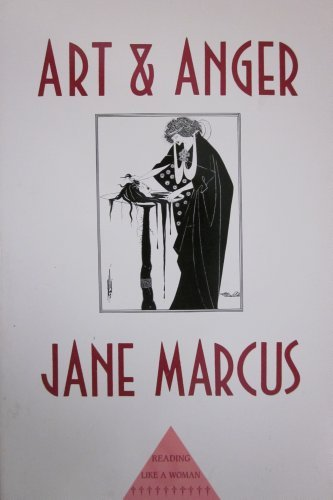 9780814204603: Art and Anger: Reading Like a Woman