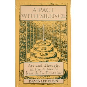 A Pact with Silence: Art and Thought: Rubin, David Lee