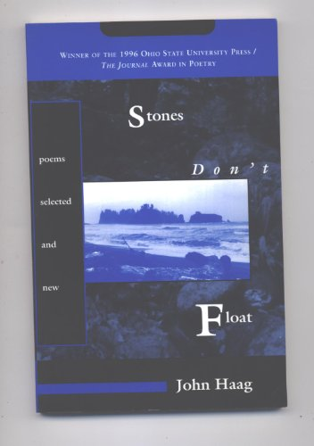 9780814207178: Stones Don't Float: Poems Selected and New
