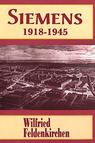 9780814207291: Siemens 1918-1945