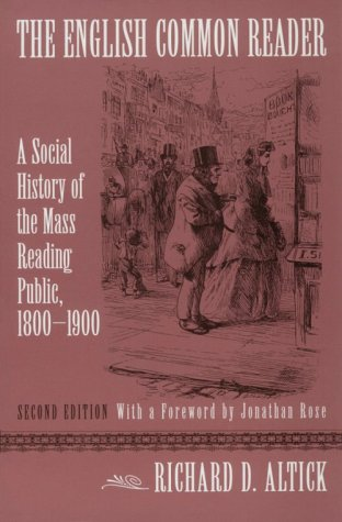 9780814207949: English Common Reader: A Social History of the Mass Reading Pub