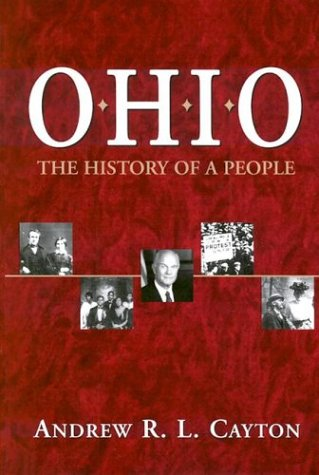 9780814208991: OHIO: THE HISTORY OF A PEOPLE