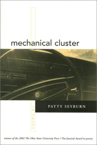 9780814209165: MECHANICAL CLUSTER (OSU JOURNAL AWARD POETRY)