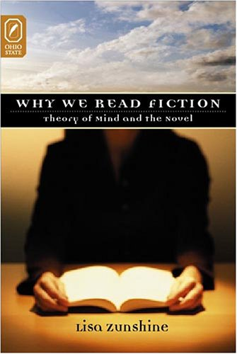 9780814210284: Why We Read Fiction: Theory of Mind and the Novel (Theory and Interpretation of Narrative)