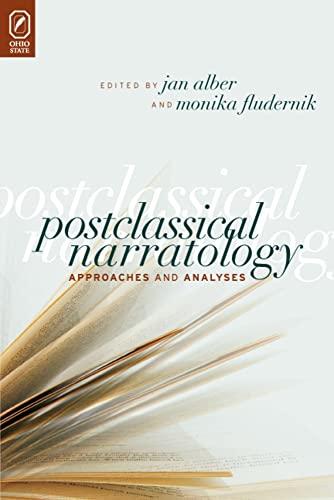 9780814251751: Postclassical Narratology: Approaches and Analyses (THEORY INTERPRETATION NARRATIV)