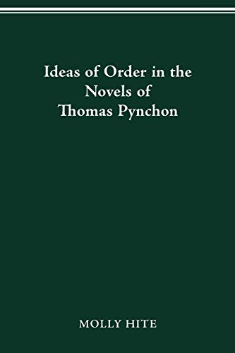 9780814253267: Ideas of Order in the Novels of Thomas Pynchon