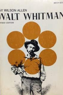 9780814313800: Walt Whitman